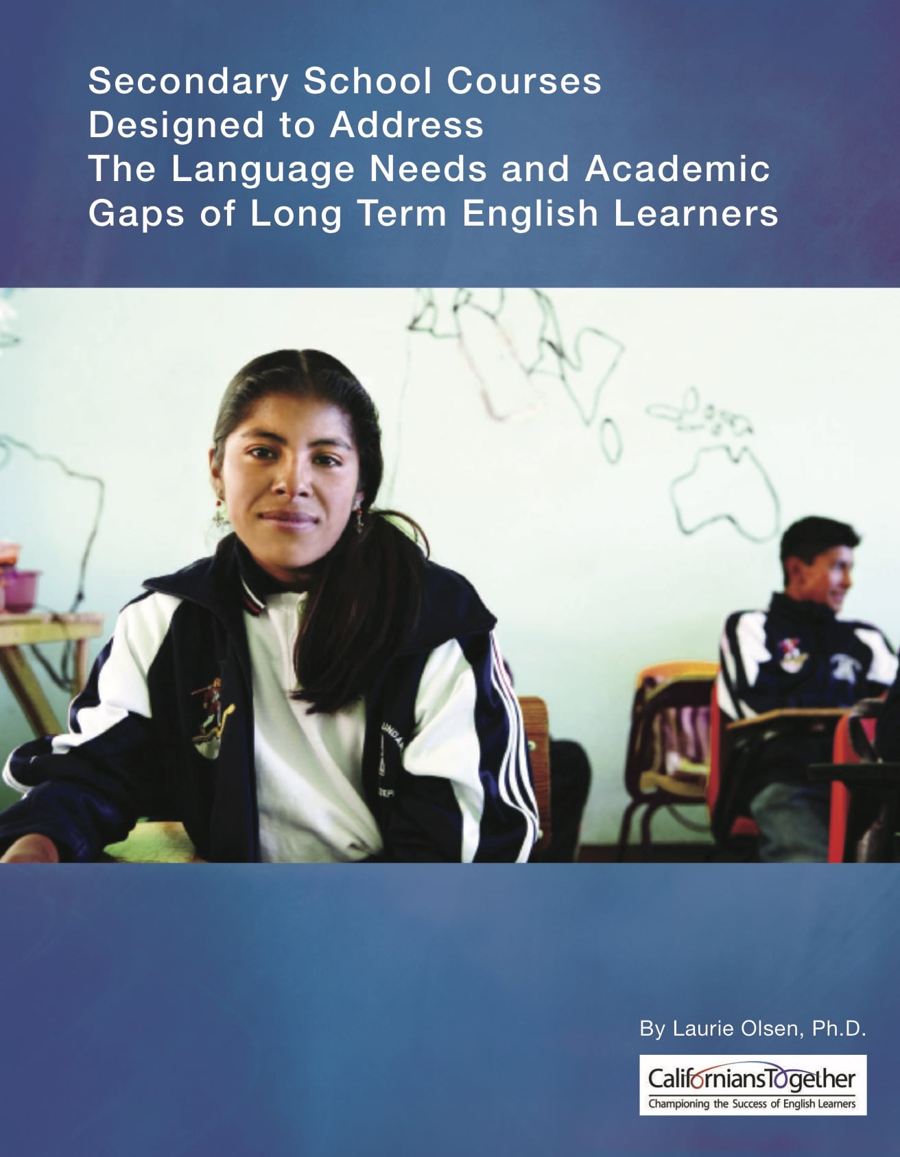Secondary school courses designed to address the language needs and academic gaps of Long Term English Learners