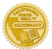 State Seal of Biliteracy Transparent