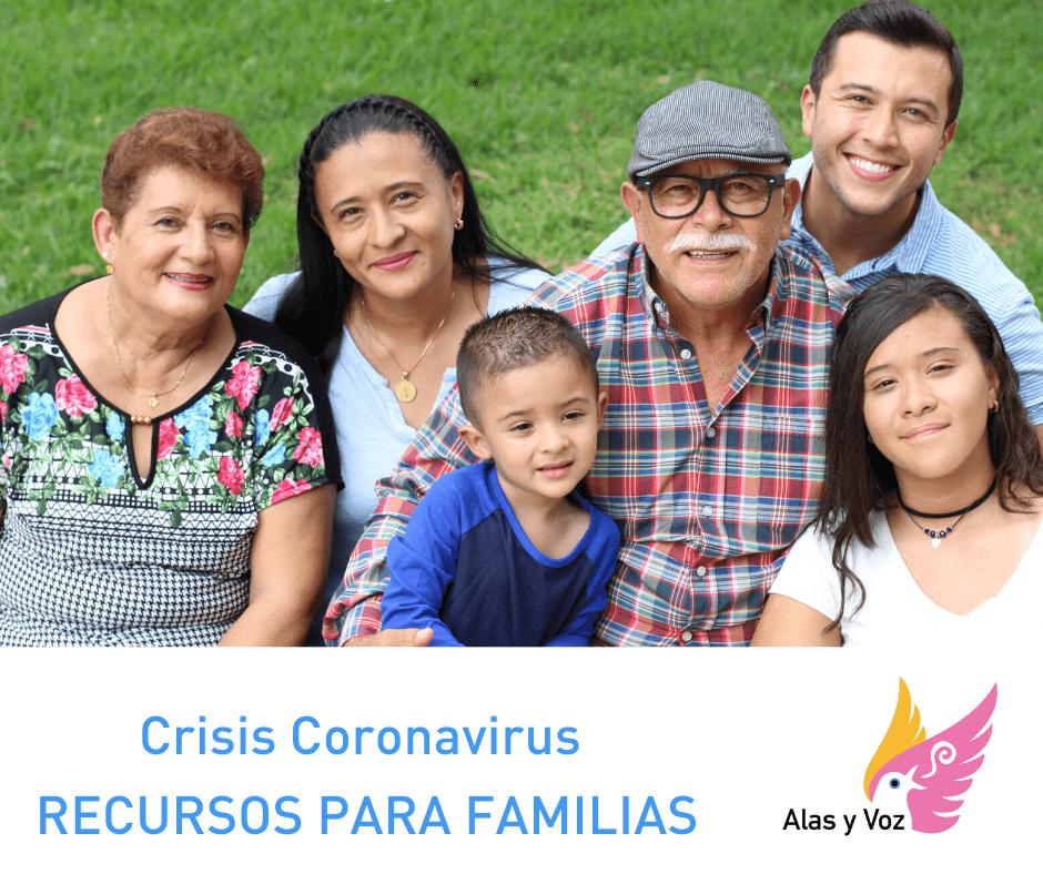 Recursos para Families cover