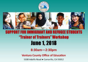 Support-for-Immigrant-and-Refugee-Students-ToT-Flyer_ Featured Image